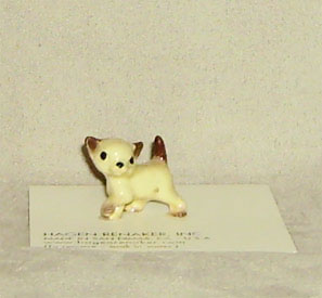 Hagen Renaker Miniature, Walking Kitten