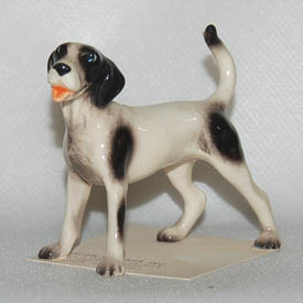 Hagen Renaker Miniature, Happy Hound