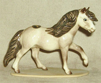 Hagen Renaker Miniature, Highland Pony Stallion