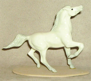 Hagen Renaker Miniature, Arabian on base