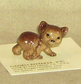 Hagen Renaker Miniature, Little Bother Cub