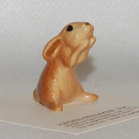 Hagen Renaker Miniature, Honey Bunny Brown