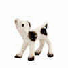 On The Farm, Hagen Renaker Miniature, Spotted Calf